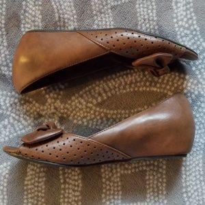 American Eagle Open Toe Shoes